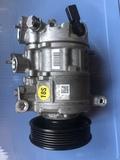 compresor de aire acondicionado - foto