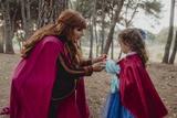 Sesión fotográfica con princesas - foto