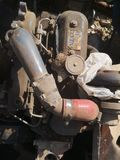 Motor newholand de 4 cilindros - foto