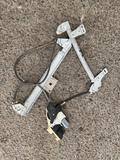 mecanismo con motor peugeot 307cc - foto