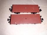 Vagones plataforma (Ibertrén N) - foto