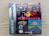 Juego Game Boy Advance - Namco Museum - - foto