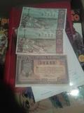 3 decimos de lotería - foto