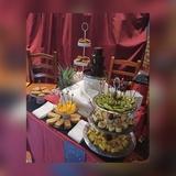 Mesa de Chuches+Fuente de Chocolate - foto