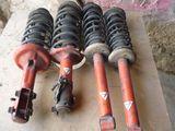 suspensiones golf mk2 - foto