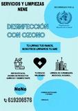 Desinfección e higienizacion con ozono. - foto