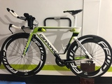 CANNONDALE SLICE RS FULL CARBONO - foto