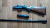 escopeta zabala 1 cañon - foto