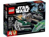 Lego Set 75168 Nave de Yoda - foto