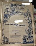Harmonia revista musical Leyenda  beso - foto