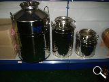 depositos inox  aceite vino licor orujo - foto