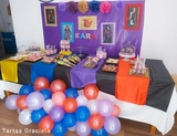 Mesas dulces Granada - foto