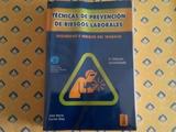 TECNICAS DE PREVENCIÓN DE RIESGOS LABORA - foto