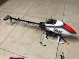 helicóptero 450 - foto
