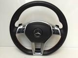 volante deportivo mercedes - foto