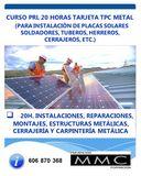 CURSO 20 H PRL ESTRUCTURAS METALICAS - foto