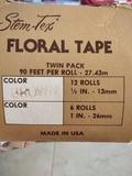cinta para envolver alambres(flores, etc - foto
