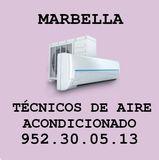 Tecnico aires acondicionado marbella - foto