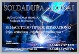 SOLDADURA Reparaciones - foto