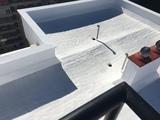 proyección de espuma de poliuretano - foto