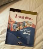 LIBRO FRANCÉS 1° BACHILLERATO - foto