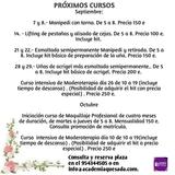 CURSOS DE ESTÉTICA - foto