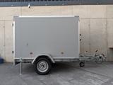 Remolque Cerrado FORCAR PH-220 Brake - foto