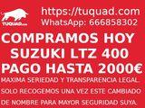 PIEZAS LTZ 400 - TODAS LAS PIEZAS SUZUKI LTZ 40 - foto