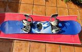 TABLA SNOWBOARD NUEVA - foto