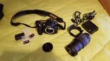Nikon D90 y Objetivo Sigma 18-200 - foto