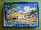 puzler 500 y 1000 piezas - foto