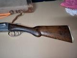 Escopeta paralela calibre 16 - foto