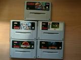 Juegos de la Super Nintendo - foto