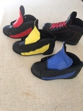 BOTAS DE HOCKEY PATINES .  - foto