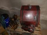 Equipo hidráulico basculante completo - foto
