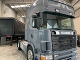 SCANIA - 164L, 480CC, V8 - foto