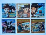 lote 6 Peliculas del viejo oeste DVD - foto