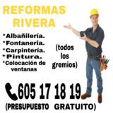 REFORMAS RIVERA - foto