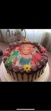 Elaboracion de tartas personalizadas. - foto