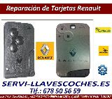 REPARAR TARJETA RENAULT MEGANE LAGUNA - foto