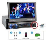 Radio con pantalla - bluetooth - pendriv - foto