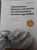 LIBROS DE SERVICIOS EN RESTAURACIÓN 1°GM - foto