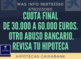 nulidad de cuota final CaixaBank - foto