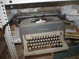 Maquina de escribiri - foto