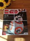 Lego star wars bb-8 robot - foto