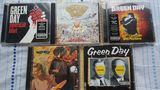 Green Day Lote 5 CDs - foto