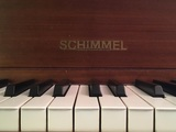 Piano schimmel - foto