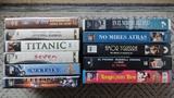 28 PELÍCULAS EN VHS