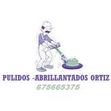 Pulidor abrillantador 25 aÑos de profesi - foto