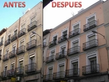 RehabilitaciÓn de fachadas - foto